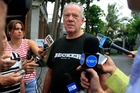 Seven Network reporter Mike Willesee is in Bali to interview Schapelle Corby. Photo / AP
