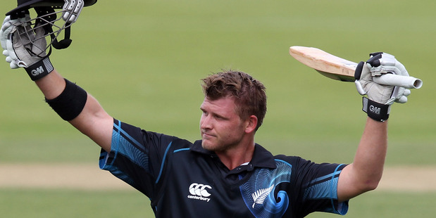 Corey Anderson was the top New Zealander at the IPL auction. Photo / Getty