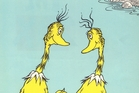 Dr Seuss' Star-Belly Sneetches.