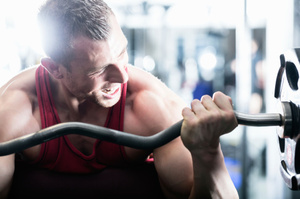 James Griffin contemplates what type of exercise he should do. Photo / Thinkstock