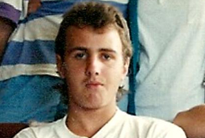 Quentin Godwin in 1991.