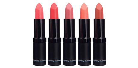 Karen Murrell lipsticks. Photo / Supplied.
