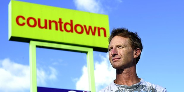 "Nevan Lancaster has started a ""Countdown"" facebook page in the wake of Australian supermarkets dropping some kiwi products."