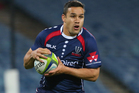 Tamati Ellison during his Rebels debut. Photo / Getty Images