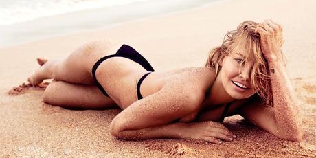 Bikini beauty, Lara Bingle. Photo / Cotton On