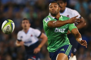 Liam Sopoaga needs to spark the Highlanders' attack. Photo / Getty Images