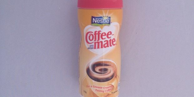 Nestle Coffee-mate $3.60 for 170g.