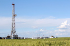 The drilling rig has long been gone but production testing of the Ngapaeruru-1 well east of Dannevirke is about to begin. Photo/Thinkstock