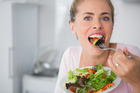 Eating a salad is great for your mind and body, but is the whole raw food movement all it's cracked up to be? Photo / Thinkstock