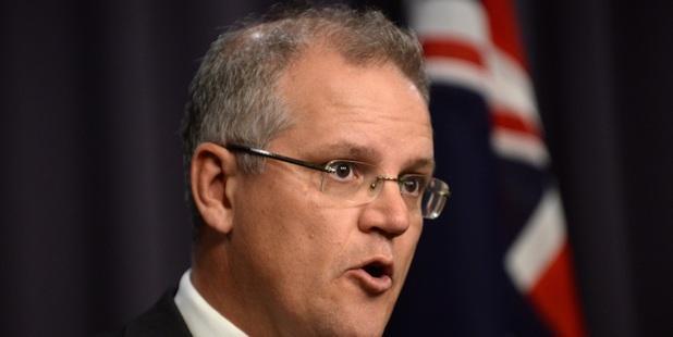 Immigration Minister Scott Morrison. Photo / AAP