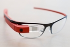 The new google Glasses are being road tested by thousands of people. Photo / AP