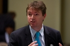 Russel Norman says Colin Craig (pictured) needs to accept robust debate. Photo / Sarah Ivey