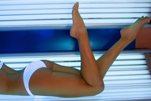 Are you hooked on the sunbed? Photo / Thinkstock