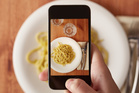 Are you guilty of snapping a picture of your meal before you eat it? Photo / Thinkstock