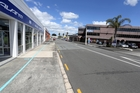 Albert St, just one of the three streets in Whangarei where legal high vendors could be licensed to sell legal highs. Photo/John Stone
