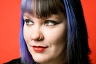 Blue hair, tattoos and piercings will limit your employment options.