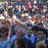 A view of the crowd at the Commemorative Service. Photo / SNPA / David Alexander