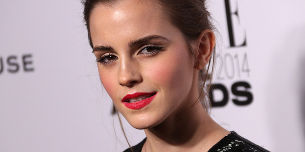 Emma Watson says drinking bad water made her sick while filming Noah. Photo/AP