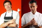 NZ Chefs, Simon Wright, Josh Emett and Sean Connolly. Photo / NZH, HOS