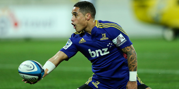 Aaron Smith is a class act at the Highlanders. Photo / Getty images