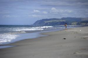Pukehina Beach.