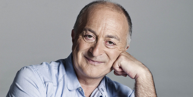Sir Tony Robinson of  Time Walks .
