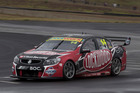Fabian Coulthard can always be relied on to set a fast pace. Picture / EDGE Photographics