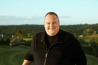 Plemty of political suitors seem to be knocking on Kim Dotcom's door. Photo/ Charles Howells