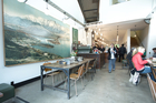 Vudu Cafe and Larder in Queenstown. Photo / Ben Crawford