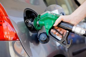 A new experimental fuel sensor prevents people from filling up with the wrong fuel. Photo / Getty Images