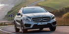 Mercedes-Benz GLA 250 4MATIC is expected to be a big seller.