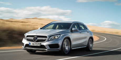 Mercedes-Benz GLA45 AMG has been launched in Spain