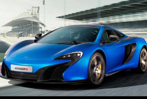 McLaren 650S will take elements from 12C and P1 supercar