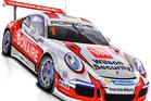 Craig Baird's Porsche 911 GT3 Cup car