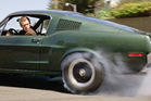 Bullitt starring Steve McQueen and a 1968 Ford Mustang GT390 fastback