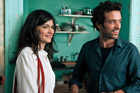 Audrey Tatou and Romain Duris in 'Chinese Puzzle', screening at the French Film Fest 2014.