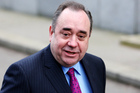 Scotland's First Minister Alex Salmond. Photo / AP