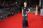 Cate Blanchett on the red carpet at the EE British Academy Film Awards. Photo / AP