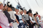 Prix de Fashion at Derby Day at Ellerslie. Photo / Richard Robinson