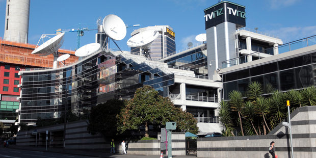 TVNZ and its Maori and Pacific unit have been undermined by the Shane Taurima affair. Photo / NZ Herald