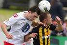 Waitakere United captain Jake Butler. Photo / NZ Herald