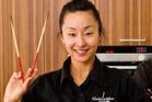 Sachie Nomura of Sachie's Kitchen.