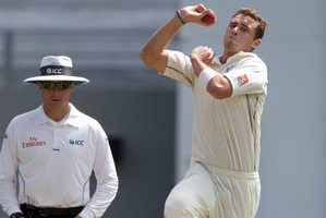 Tim Southee. Photo / NZ Herald