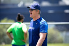 Blues coach John Kirwan. Photo / NZ Herald