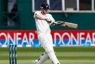 New Zealand batsman James Neesham. Photo / Mark Mitchell