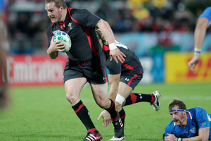 Gethin Jenkins. Photo / Mark Mitchell