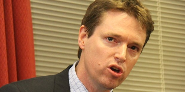Conservative Party's Colin Craig says if there was a referendum on reinstating the death penalty and the public wanted it, the result would be binding. Photo / APN