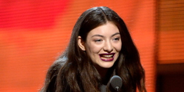 Singer Lorde. Photo / Getty Images