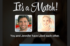 It's a match - but will she think you're crazy?