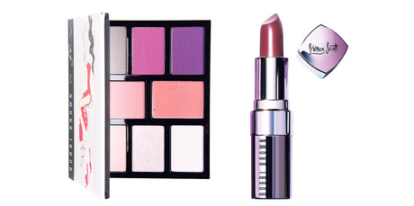 Bobbi Brown and L'Wren Scott's new range includes eye palettes and lipsticks. Photo / Babiche Martens.